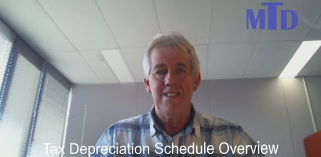 Tax Depreciation Schedule Overview