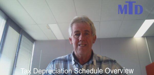 Tax Depreciation Schedule Overview
