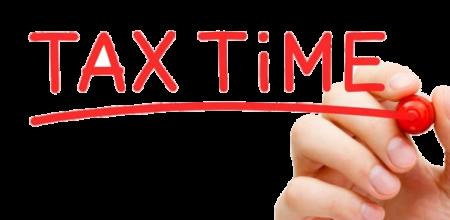 Tax Return Time & Depreciation Schedules